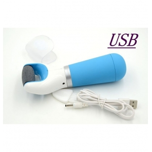 USB Velvet Smooth DIAMOND pėdų šveitiklis